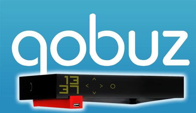 Qobuz s'invite sur votre Freebox Revolution