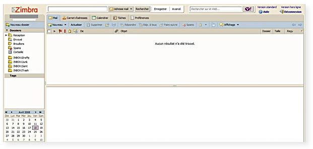 Free nouveau webmail zimbra pour freenautes privil gi s - Canalplay com multiecrans ...