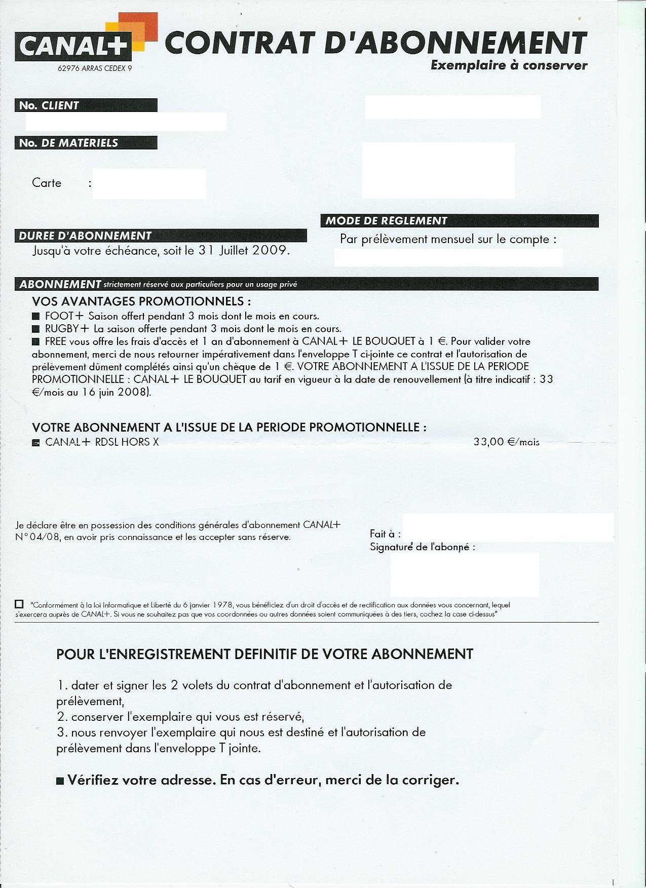 ppt  formulaire de resiliation free