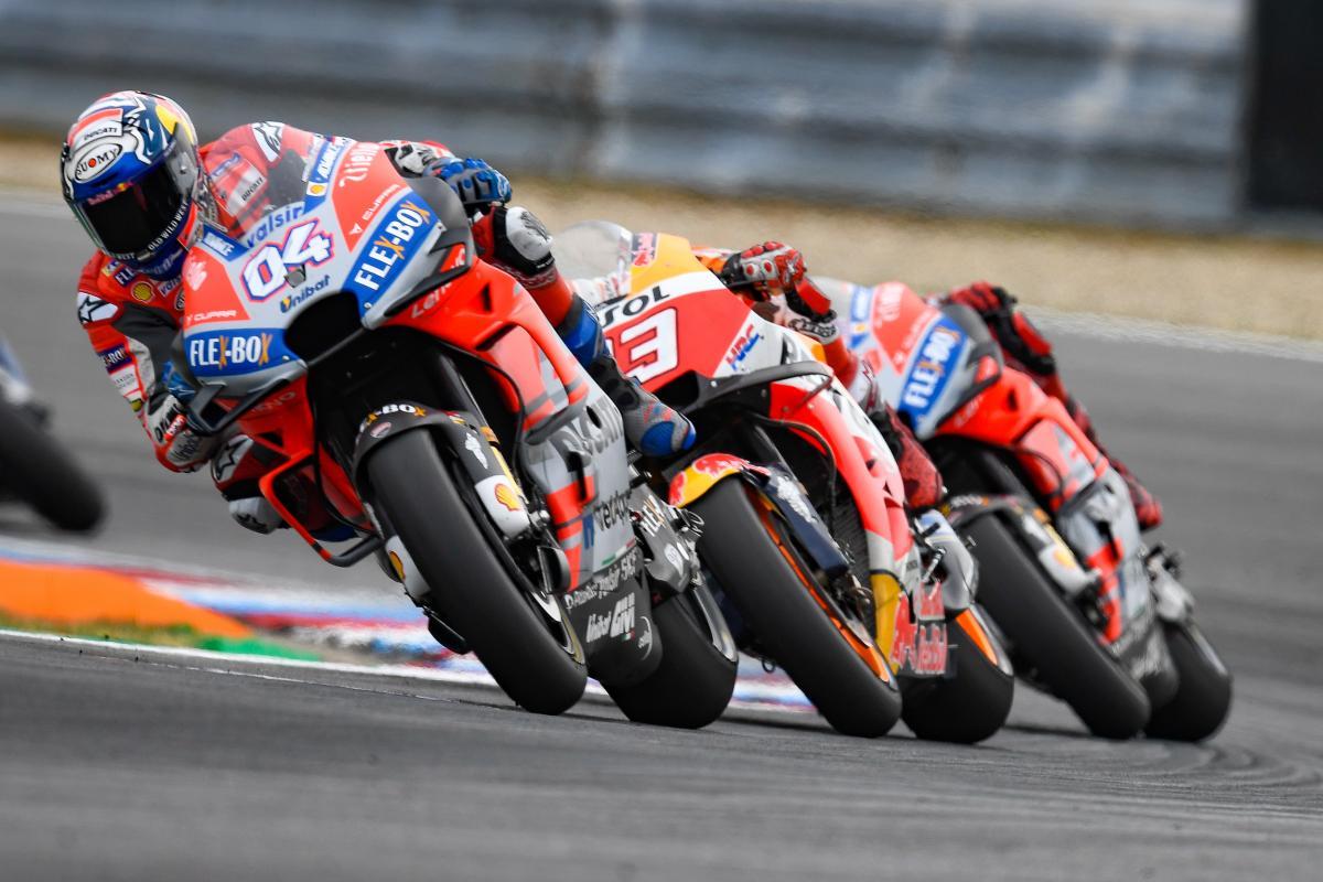 Canal+ s'empare des droits de diffusion du MotoGP