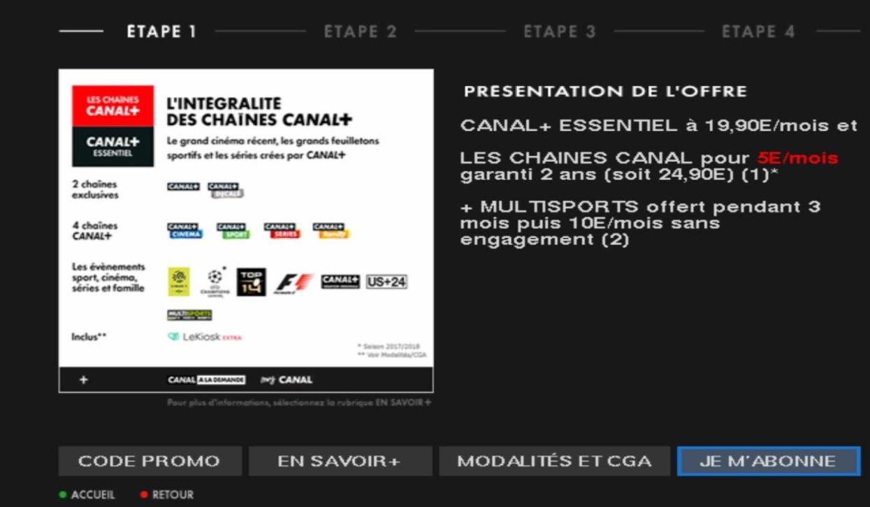 Les 10 Jours Canal 2 Offres Speciales Sur La Freebox