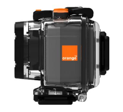 orange lance une cam ra 4g qui permet de partager ses vid os en live. Black Bedroom Furniture Sets. Home Design Ideas