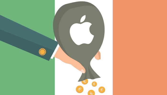 Taxation d'Apple, la commission européenne veut forcer la main de l'Irlande