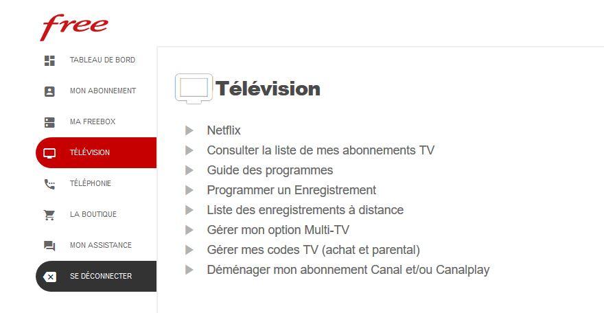 Iliad: offre Freebox Révolution étendue à Netflix