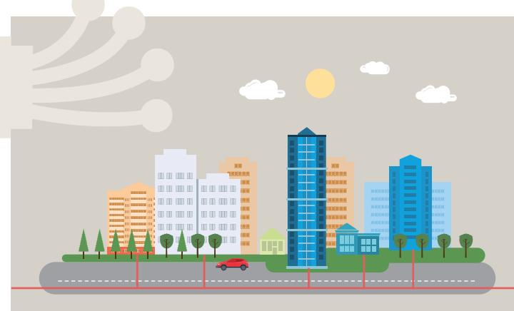 Arrivée de la fibre optique dans votre immeuble en zones très denses : le régulateur publie un guide pratique