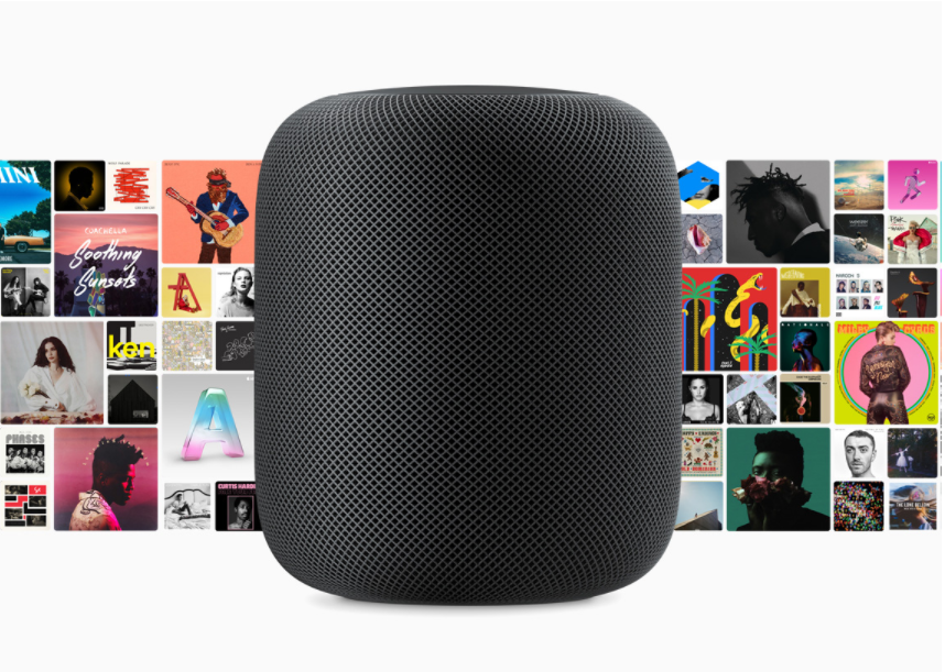 Apple lance son enceinte HomePod