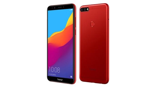 Honor officialise ses 7A et 7C, deux mobiles sous les 200 €