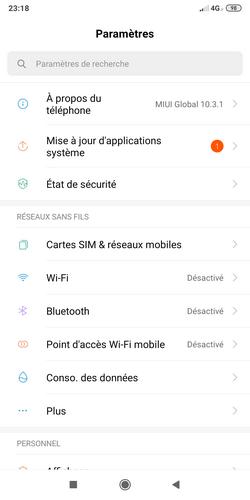 Univers Freebox a testé le smartphone Xiaomi Redmi Note 5, la