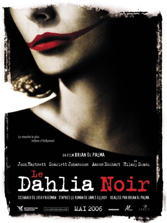 film le dahlia noir | la pilounette