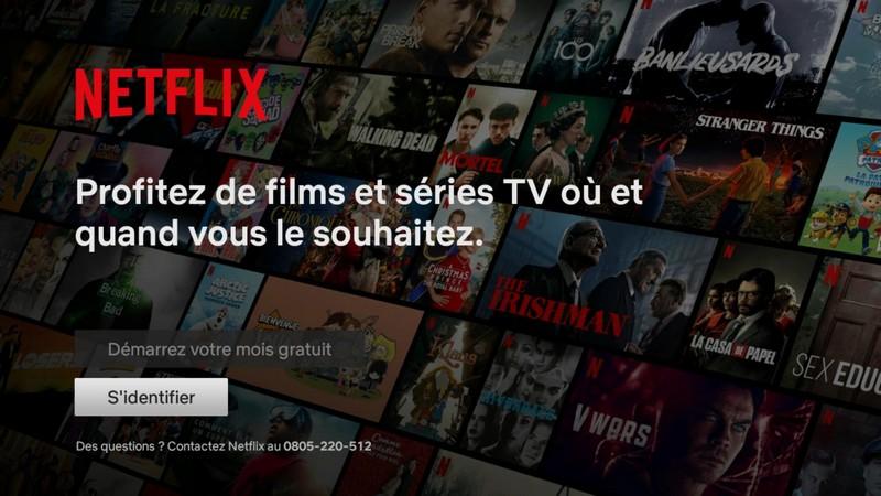 Netflix débarque aussi sur la Freebox Revolution