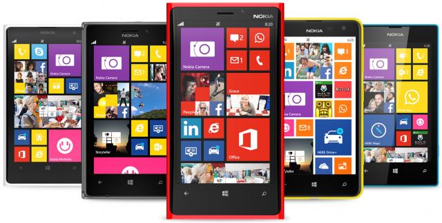 Lumia 720 installer des applications de la carte SD