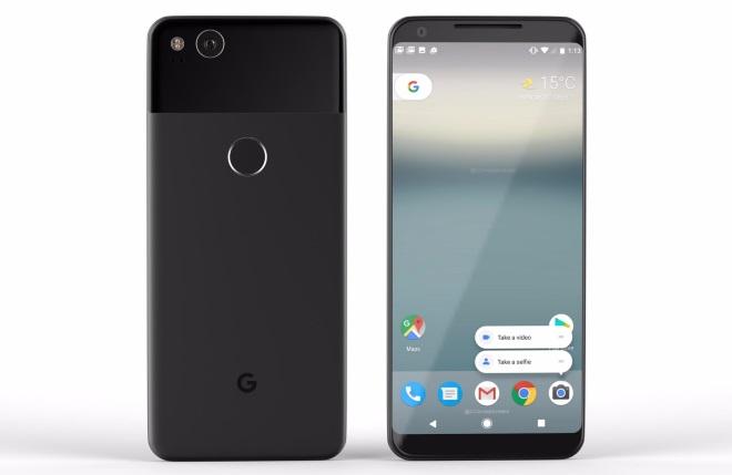 Smartphones : Google devrait dévoiler son Pixel 2 le 4 octobre