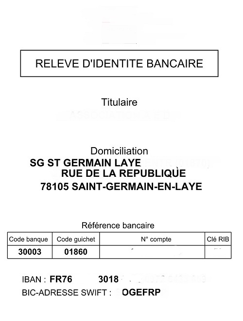 Inscription Freebox Les Nouvelles Coordonnees Bancaires Sepa