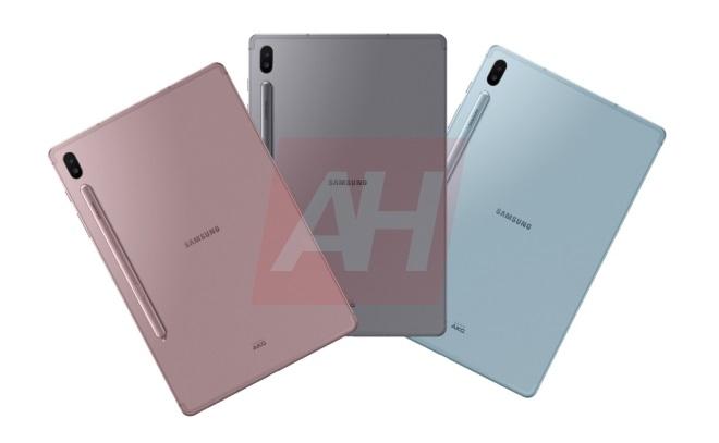Galaxy Tab S6 : Samsung prépare une tablette s'inspirant de la Surface Pro