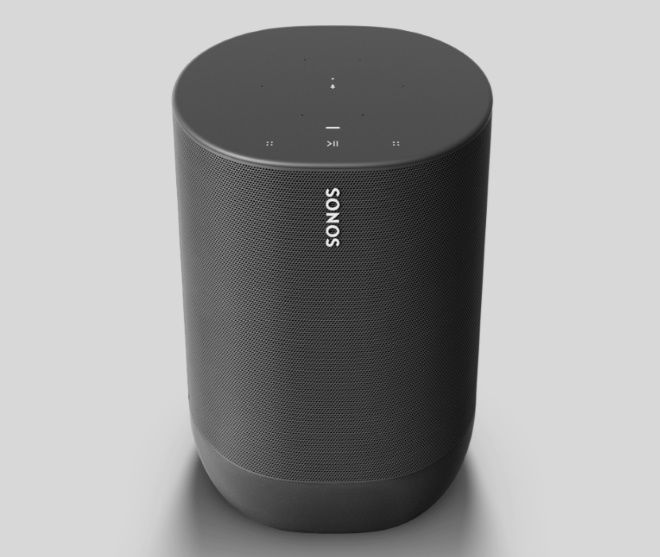 Sonos Move : la nouvelle enceinte portable Bluetooth de la marque