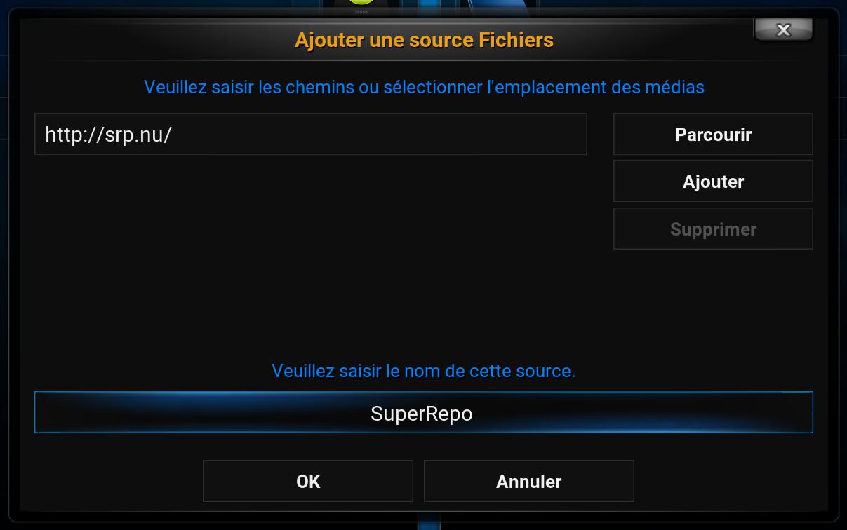 Ajoutez encore plus de contenus à Kodi sur Freebox Mini 4K