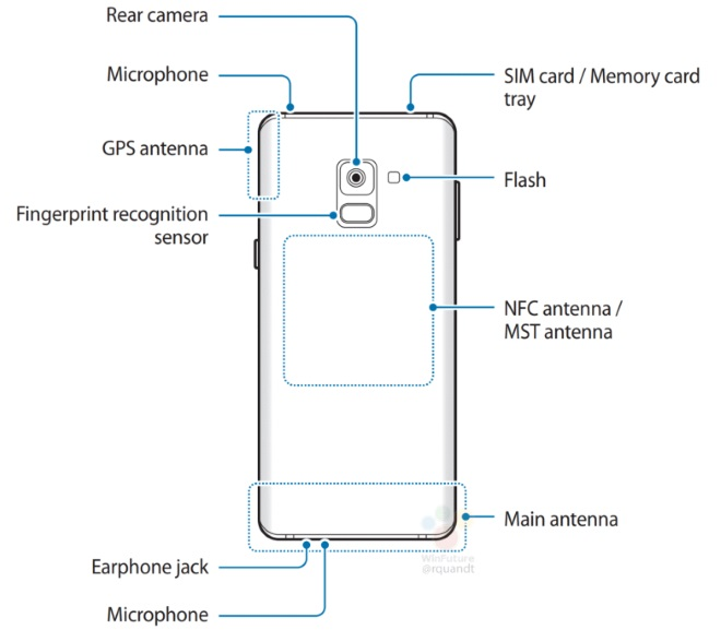 Galaxy S9 : un capteur d'empreintes digitales incrusté sous l'écran ?