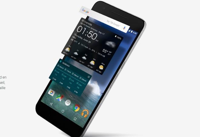 Android Q : thème sombre, refonte des permissions et mode PC