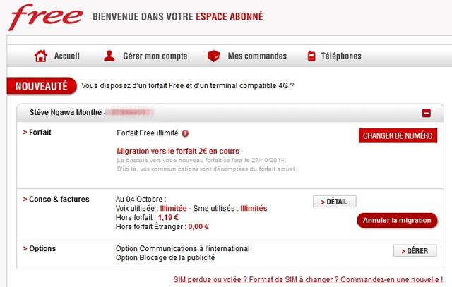 Free Mobile Il Est Maintenant Possible D Annuler Une Migration