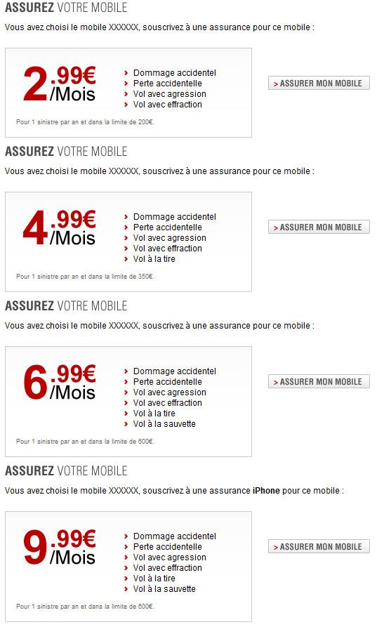 fuite free mobile proposerait une gamme d assurance pour son mobile. Black Bedroom Furniture Sets. Home Design Ideas