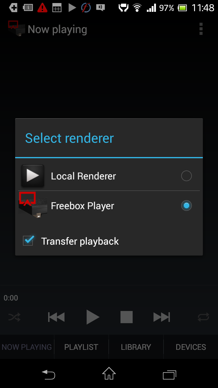 Connecter son smartphone à sa Freebox