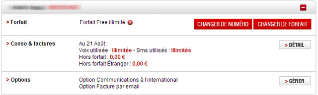 Nouveau Free Mobile Permet Maintenant De Changer Son Numero De