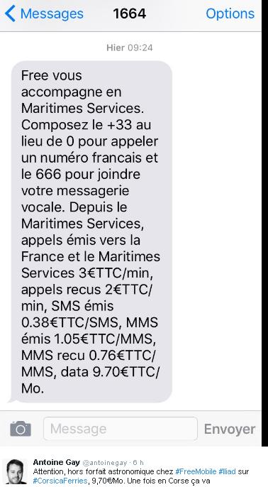envoyer sms en espagne depuis la france free
