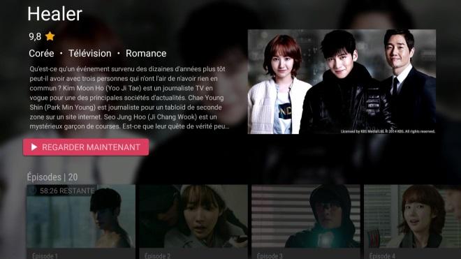 Viki : Séries Télé et Films », une nouvelle application freemium