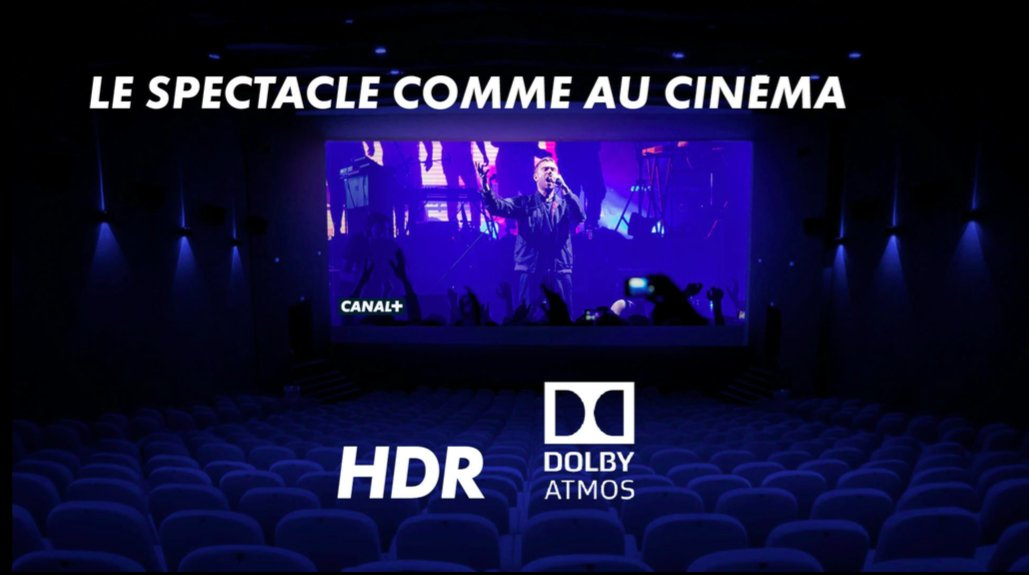 Découvrez son nouveau décodeur compatible 4K, Dolby Atmos et HDR — Canal