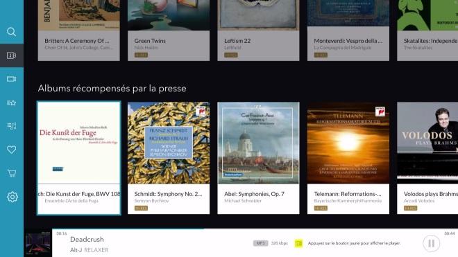 Freebox Révolution : Découvrez le service « Qobuz » en