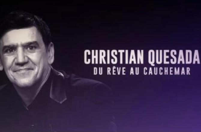 Nouveau témoignage contre Christian Quesada — TPMP