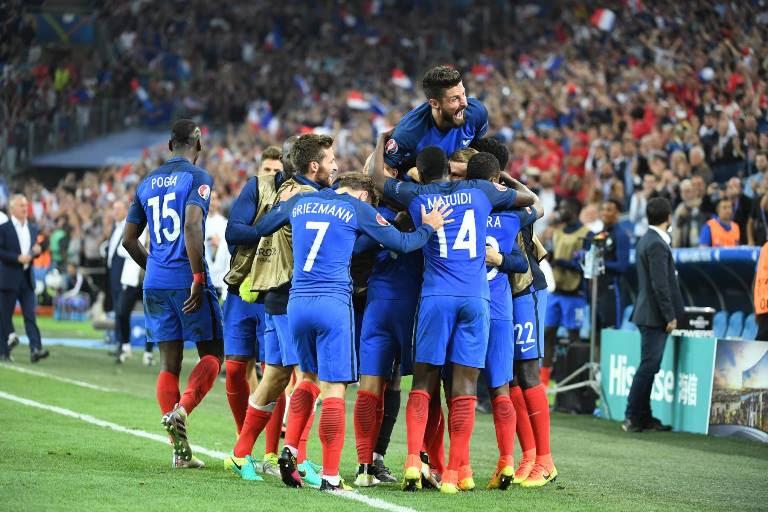 Euro 2016 - Deschamps fier des Bleus :