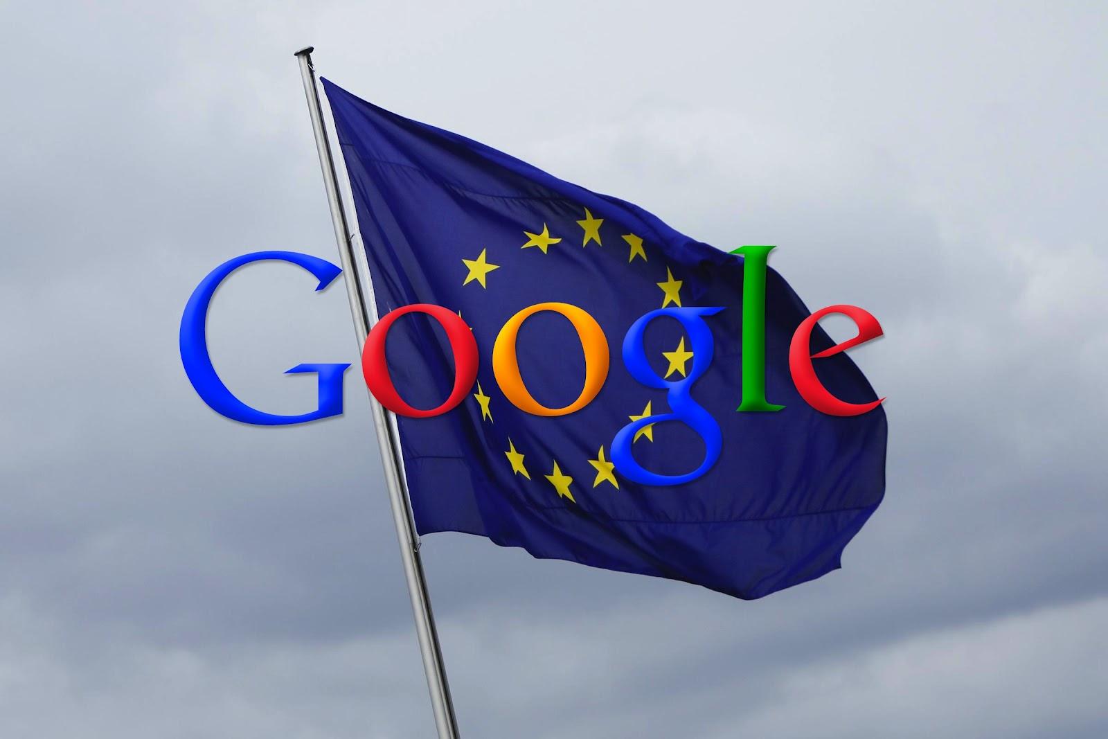 Google conteste son amende record en Europe