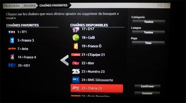 Freebox Revolution Comment Creer Votre Bouquet Tv Perso Avec