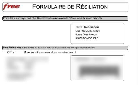 Nouvelle procédure de résiliation Freebox : Découvrez tout