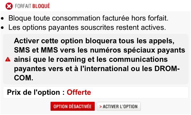 Comment Bloquer Son Forfait Mobile Free Et Eviter Les Surfacturations