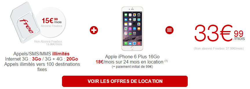 Comment fonctionne l offre de location Free Mobile   Quel smartphone  choisir   a0fd34759771