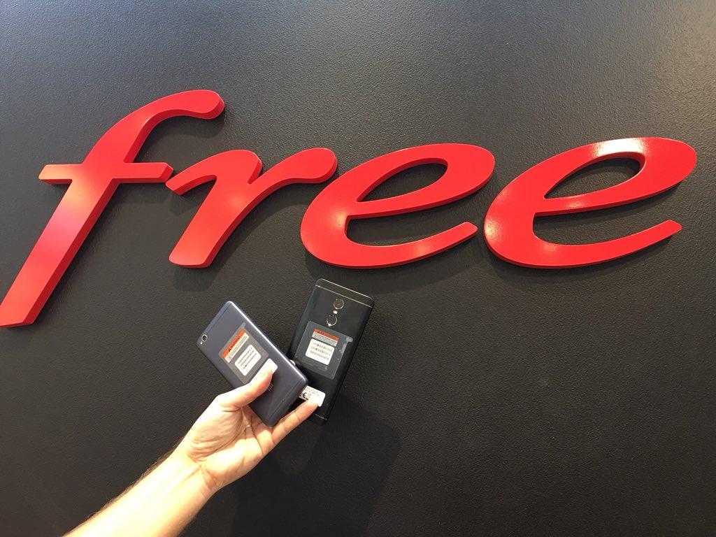 L´application Android officielle de Free