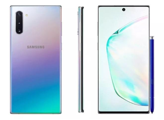 Confirmé : pas de prise jack sur le Samsung Galaxy Note 10