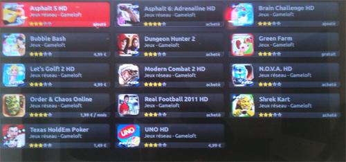 Freebox r volution deux jeux gratuits gameloft sur le - Jeux des 12 coups de midi gratuit ...