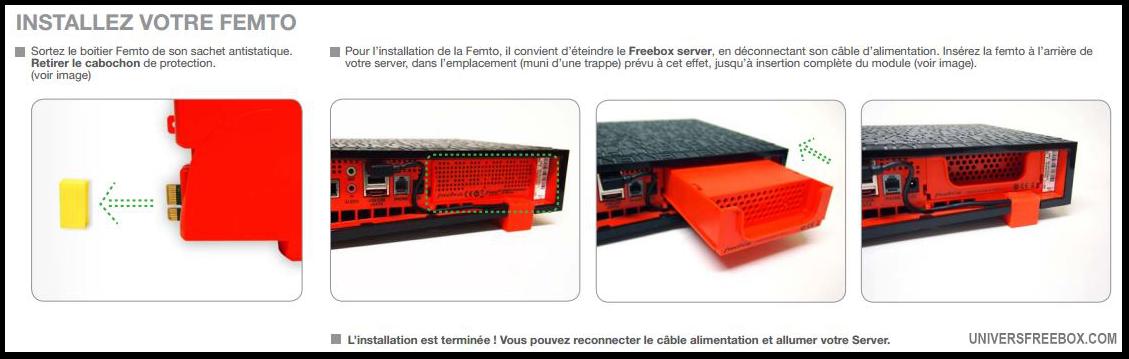 Decouvrez En Avant Premiere La Notice D Utilisation De La Femto Freebox