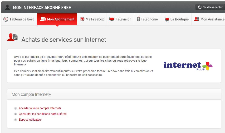 article  Achat en ligne avec Internet il n y a qu Free on ne peut pas se faire pieger
