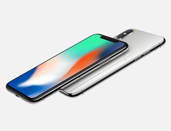 Une marge record de 64 % pour Apple — IPhone X