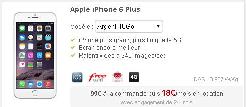 free achat iphone