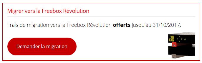 les abonn s freebox vente priv e peuvent galement b n ficier de la migration gratuite vers. Black Bedroom Furniture Sets. Home Design Ideas