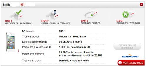 Achat Telephone Free : la facture d achat d un terminal free mobile disponible dans l interface abonn ~ Teatrodelosmanantiales.com Idées de Décoration