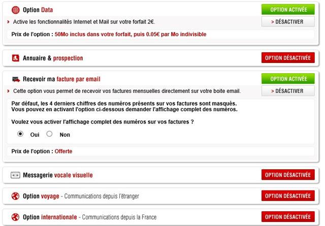 Desactiver messagerie free mobile. La datation.