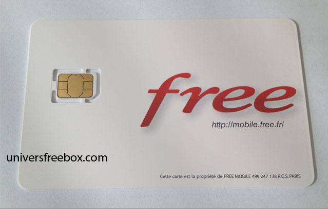 Carte Sim Free.Exclu Decouvrez La Nano Sim Free Mobile Pour L Iphone 5
