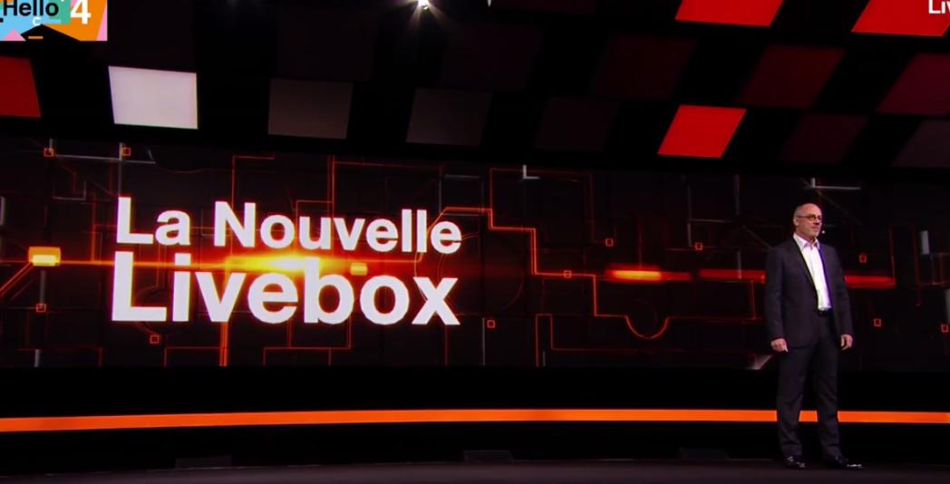 la nouvelle livebox est aussi puissante que la freebox mini 4k la box d entr e de gamme de free. Black Bedroom Furniture Sets. Home Design Ideas