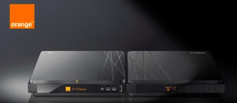 maj orange pr sente ses nouvelles offres avec la nouvelle livebox. Black Bedroom Furniture Sets. Home Design Ideas